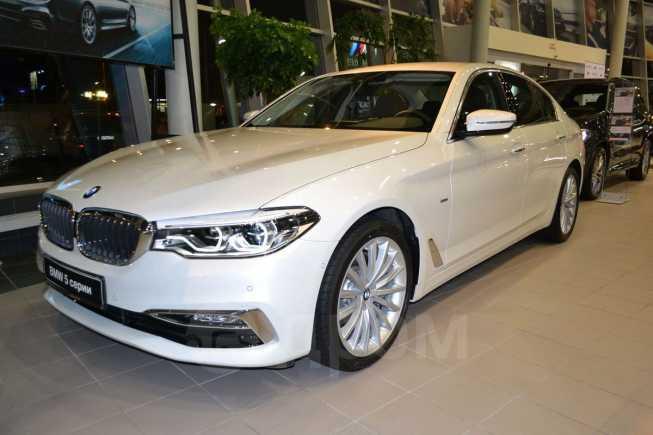 BMW 5-Series, 2019 год, 4 050 000 руб.