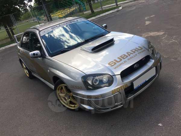 Subaru Impreza WRX STI, 2005 год, 640 000 руб.