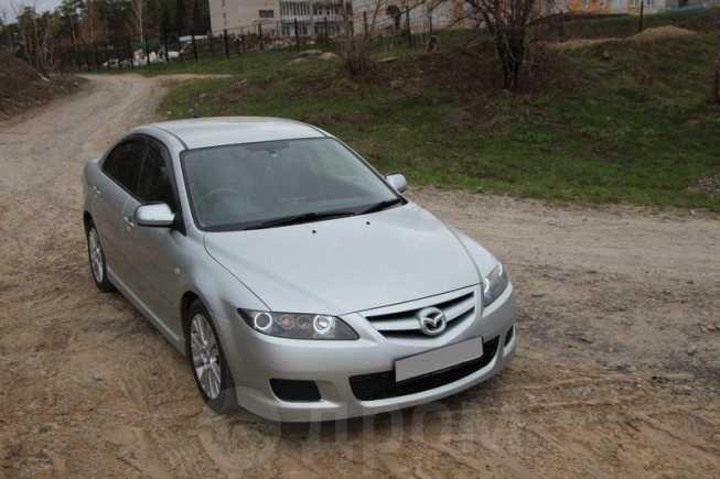 Mazda Atenza, 2005 год, 350 000 руб.