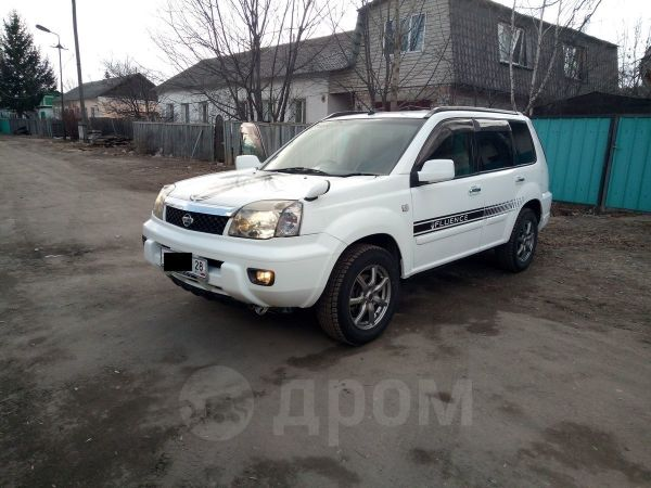 Nissan X-Trail, 2000 год, 400 000 руб.