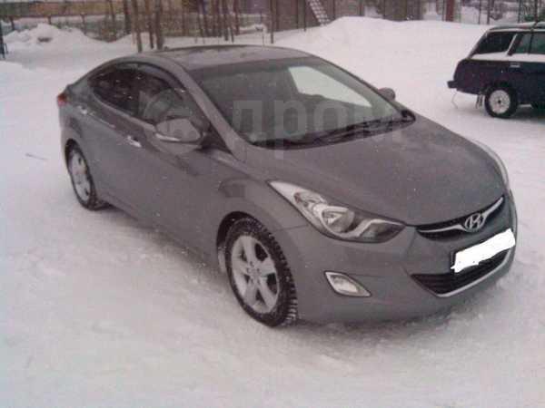 Hyundai Avante, 2011 год, 470 000 руб.