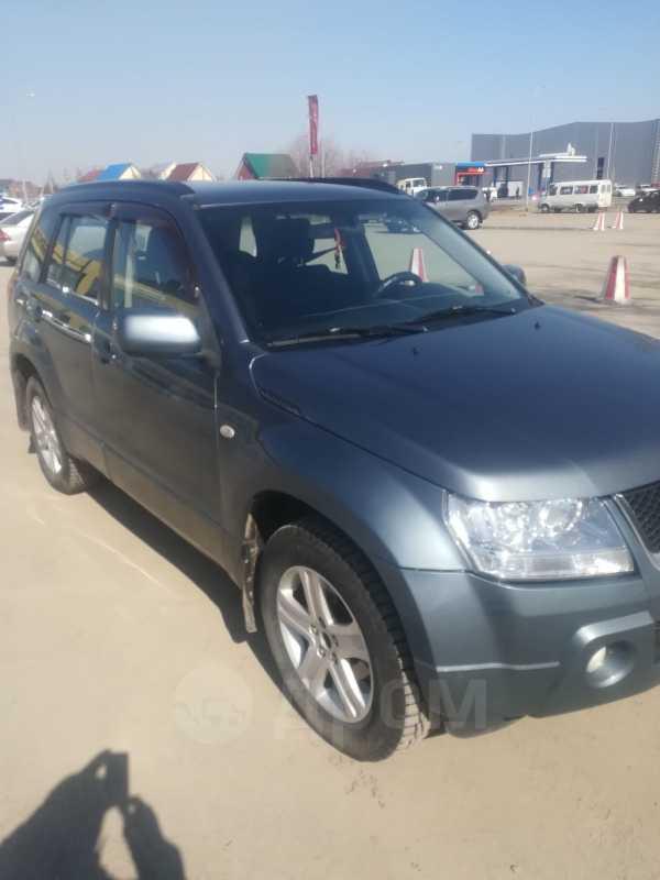 Suzuki Grand Vitara, 2007 год, 550 000 руб.