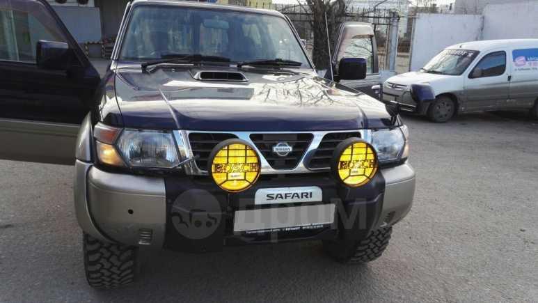 Nissan Safari, 1999 год, 620 000 руб.