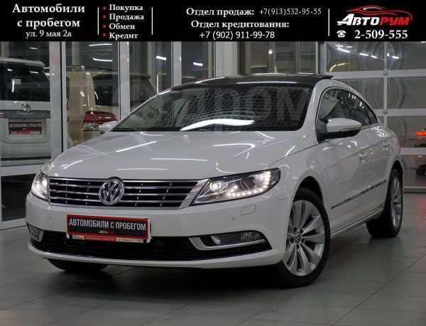 Volkswagen Passat CC, 2012 год, 837 000 руб.