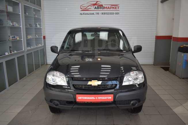 Chevrolet Niva, 2016 год, 430 000 руб.
