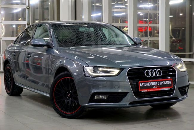 Audi A4, 2012 год, 797 000 руб.