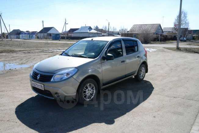 Renault Sandero, 2010 год, 300 000 руб.