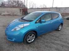 Нижний Тагил Nissan Leaf 2011
