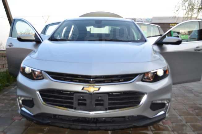 Chevrolet Malibu, 2016 год, 1 490 000 руб.