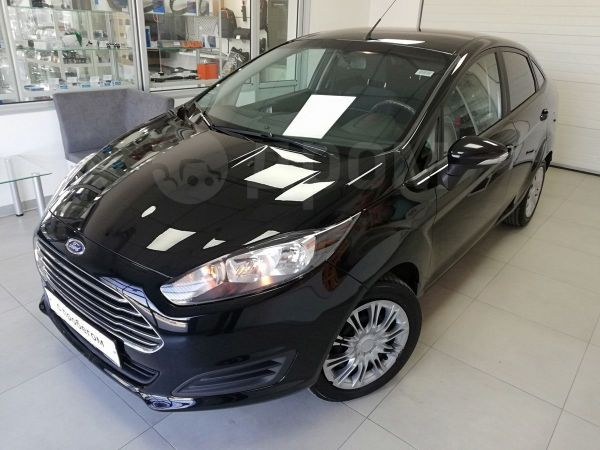 Ford Fiesta, 2015 год, 499 000 руб.