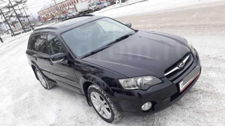 Subaru Outback, 2005 год, 565 000 руб.