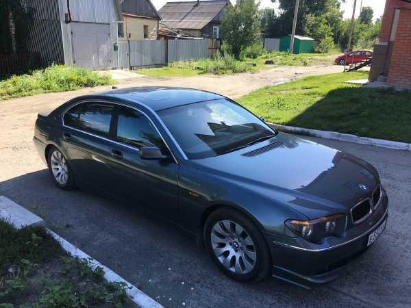 BMW 7-Series, 2002 год, 380 000 руб.