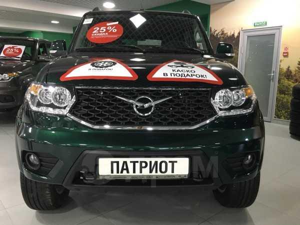 УАЗ Патриот, 2018 год, 1 160 900 руб.