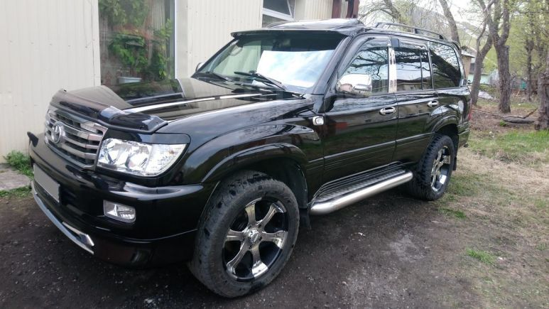 Toyota Land Cruiser, 2003 год, 1 430 000 руб.