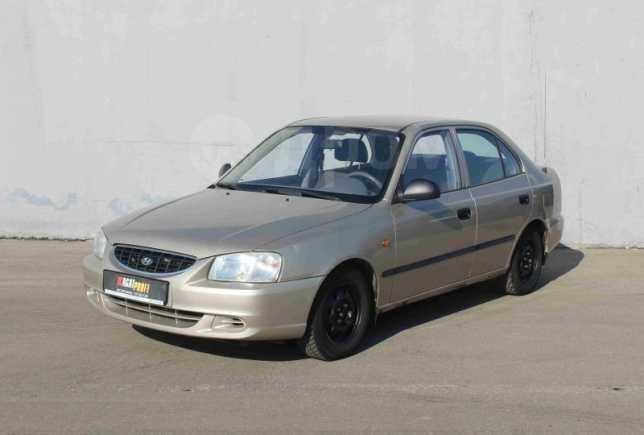 Hyundai Accent, 2005 год, 199 000 руб.