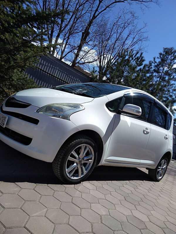 Toyota Ractis, 2010 год, 480 000 руб.
