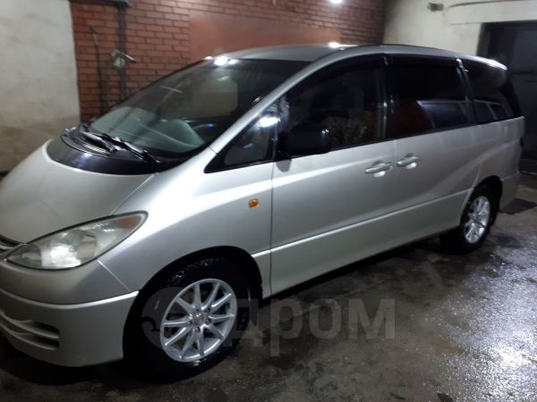 Toyota Previa, 2003 год, 450 000 руб.