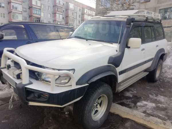 Nissan Safari, 1997 год, 1 000 000 руб.