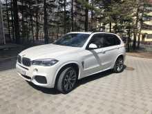Владивосток BMW X5 2016