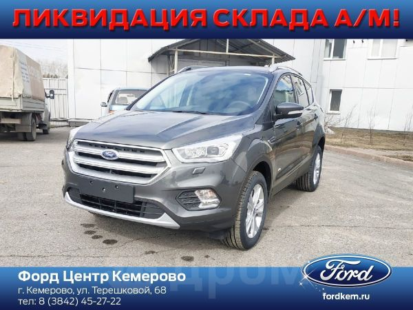 Ford Kuga, 2019 год, 1 714 000 руб.