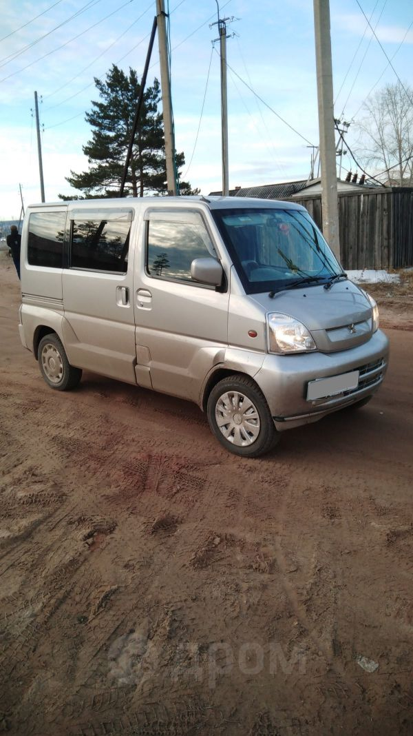 Mitsubishi Town Box Wide, 2000 год, 130 000 руб.