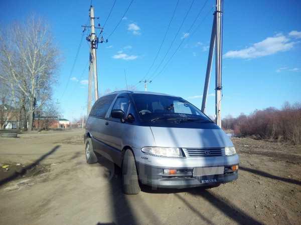 Toyota Estima Emina, 1995 год, 245 000 руб.