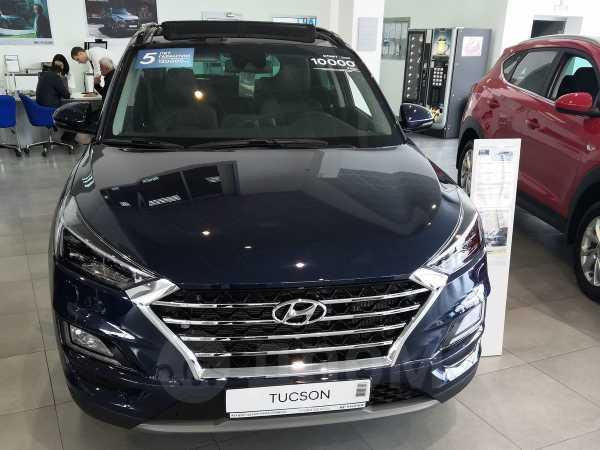 Hyundai Tucson, 2019 год, 2 286 624 руб.