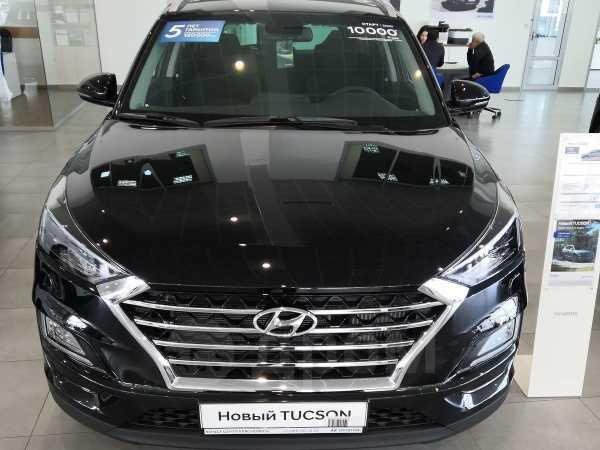 Hyundai Tucson, 2018 год, 1 931 624 руб.