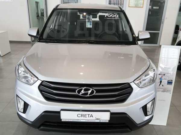 Hyundai Creta, 2018 год, 965 428 руб.