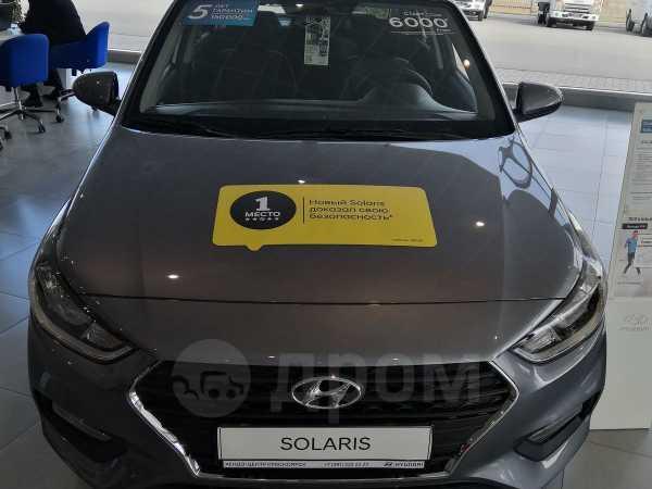 Hyundai Solaris, 2019 год, 847 422 руб.
