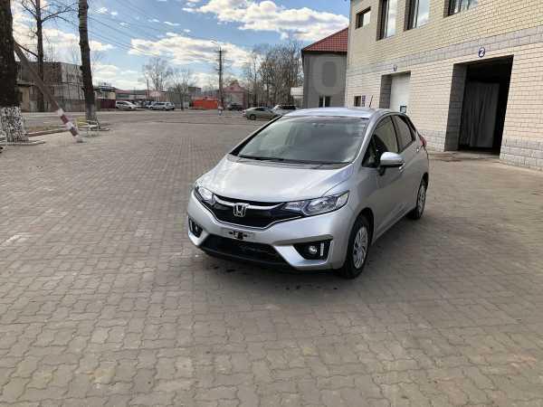 Honda Fit, 2017 год, 639 000 руб.