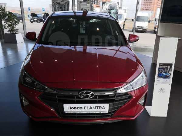 Hyundai Elantra, 2019 год, 1 169 532 руб.