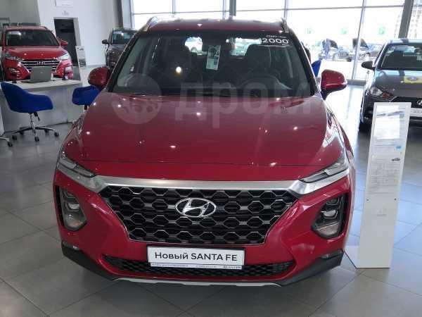 Hyundai Santa Fe, 2019 год, 2 277 252 руб.