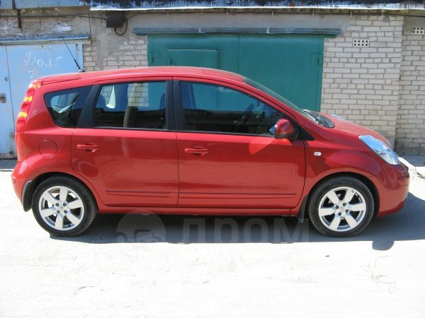 Nissan Note, 2008 год, 400 000 руб.