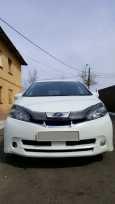 Toyota Wish, 2012 год, 750 000 руб.