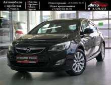 Красноярск Opel Astra 2012
