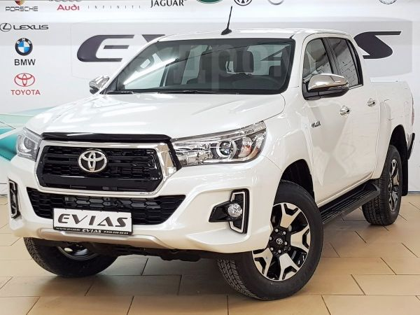 Toyota Hilux Pick Up, 2019 год, 2 860 000 руб.