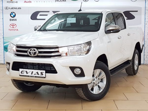 Toyota Hilux Pick Up, 2019 год, 2 590 000 руб.