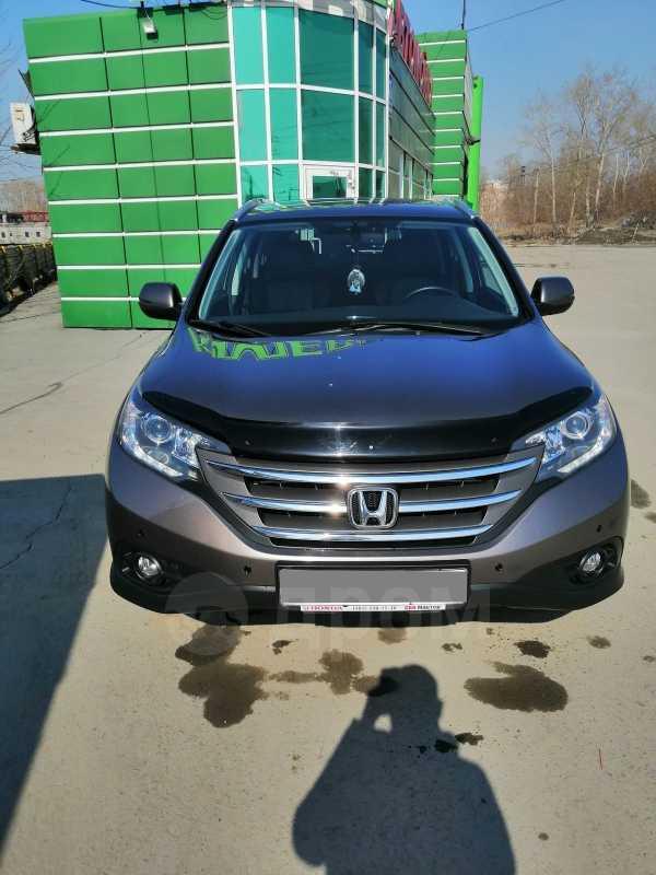 Honda CR-V, 2013 год, 1 400 000 руб.