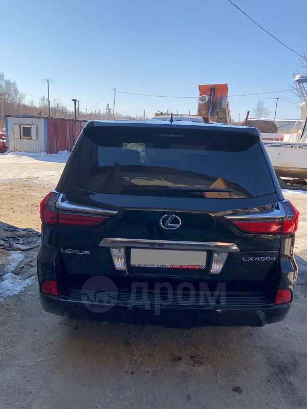 Lexus LX450d, 2016 год, 4 800 000 руб.