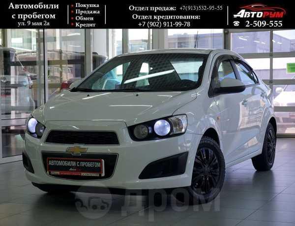 Chevrolet Aveo, 2012 год, 417 000 руб.