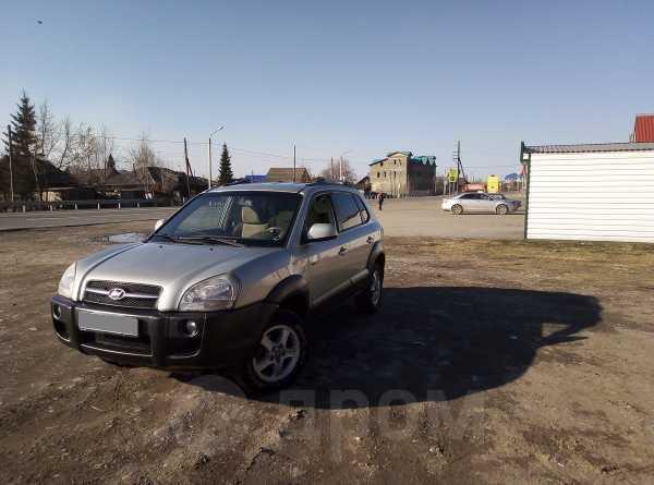 Hyundai Tucson, 2006 год, 410 000 руб.