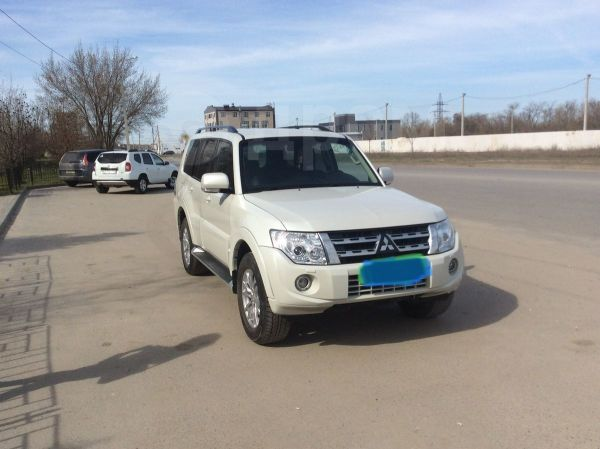 Mitsubishi Pajero, 2014 год, 1 700 000 руб.