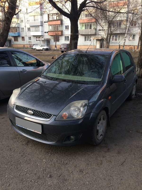 Ford Fiesta, 2006 год, 218 000 руб.