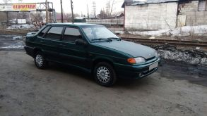 ВАЗ (Лада) 2115, 2000 г., Томск