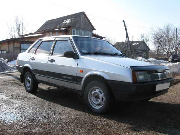 Лада 21099, 2002 год, 59 999 руб.