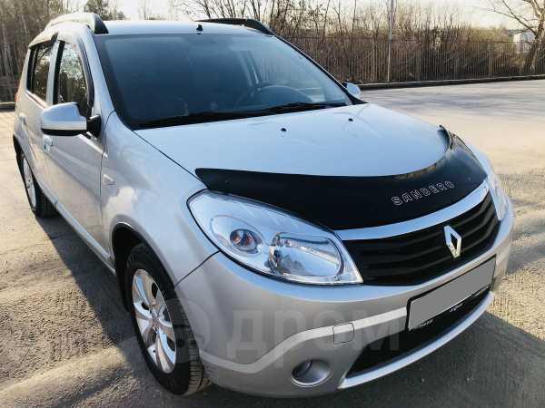 Renault Sandero, 2012 год, 378 000 руб.