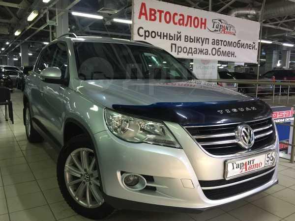 Volkswagen Tiguan, 2010 год, 595 000 руб.