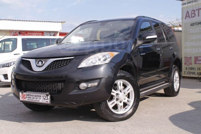 Great Wall Hover H5, 2011 год, 605 000 руб.