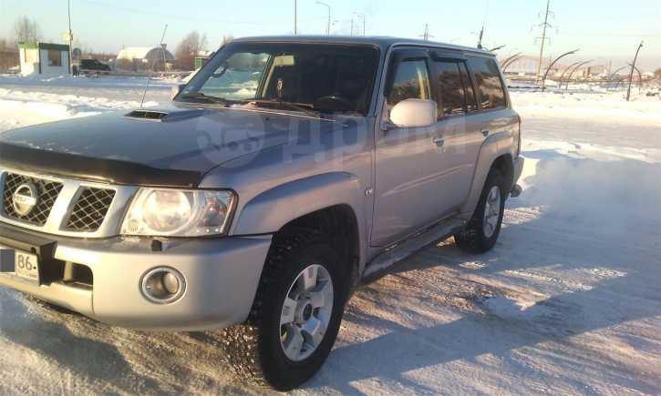Nissan Patrol, 2005 год, 1 000 000 руб.